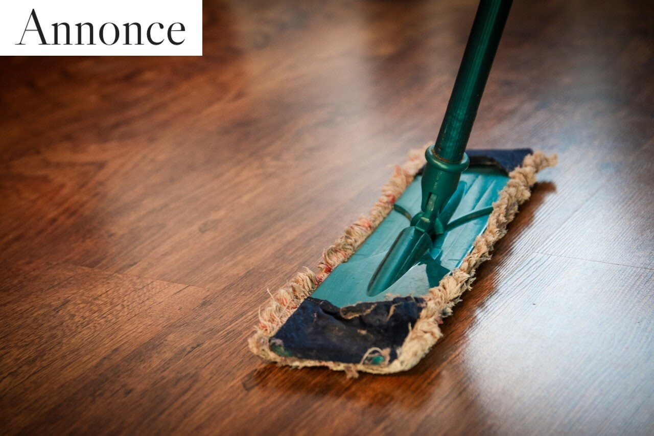 En gulvmoppe
